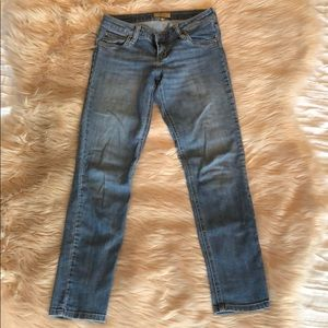 STS Blue Jeans. Skinny, a bit cropped